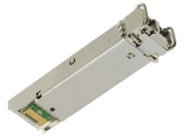 China AFCT-701SDDZ SFP+ Fiber Optic Transceiver Module Ethernet LC Duplex Pluggable supplier