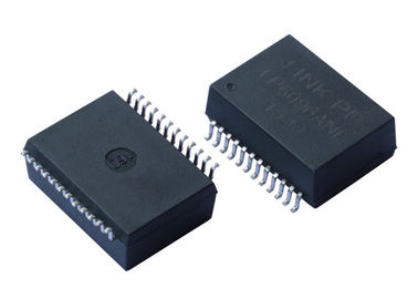 China Alternative HX6096FNL 10/100/1000TX POE Magnetics Pin to Pin Compatible LP6096ANL supplier