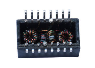 China MD0817E Network 10/100BASE-TX Magnetic Transformers 16 Pins LP9016NLE supplier