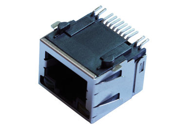 China TM-5JSMT8811ET2L1-C8 Tab Up SMT RJ45 Connector With LEDs LPJES101XAGNL supplier