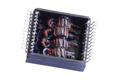 China S558-5999-AB-F 1000 Base-T Magnetic LAN Discrete Transformer Modules LP5015ANL supplier