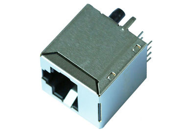 China 615008140421 Vertical RJ45 Jack Female Connector Top Entry 8P8C LPJE680XDNL supplier