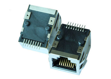 China 0855437001 1*1 Port SMT RJ45 Magjack Connector Without Magnetic LPJE8802CNL supplier