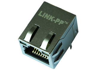 China 6-2301994-3 Ethernet RJ45 Modular Jack 10/100/1000M Magnetic LPJG16744A4NL supplier