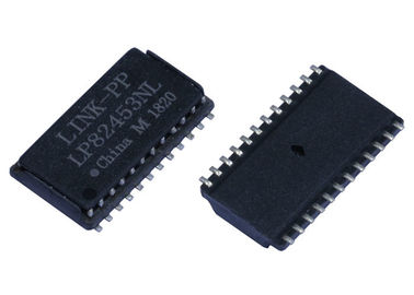 China TGE-B2408SR Single Port 10/100/1000Base-T Gigabit Transformer Modules LP82453NL supplier