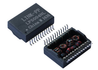 China QT24A12 Gigabit 1000 BASE-T Ethernet Transformer Modules LP5004NL supplier