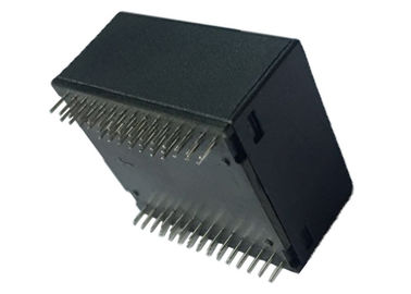 China G24104DUGX 1000 BASE-T Ethernet Lan Transformer Modules With POE+ LP82487PNL supplier