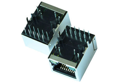 China ARJM11B1-811-AN-EW2 / ARJM11B3-811-AN-EW2 Rj45 Jack 5GB Ethernet Shielded supplier
