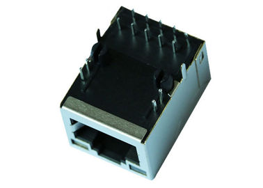 China ARJM11D7-811-AN-ER2-T / ARJM11D7-811-AN-ER4-T RJ45 Magjack Connector 5G Base-T supplier