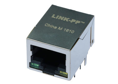 China ARJM11B1-811-AN-EW4 / ARJM11B3-811-AN-EW4 8P8C RJ45 Connector With 2.5G Base-T supplier