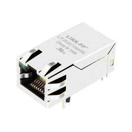 China HR971185A Transformer POE RJ45 Connector 10/100Mbps LPJK0010AHNL supplier