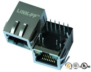 China Industrial Network Switches Transformer 7499011122 , MIC25011-5110T-LF3 supplier