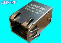 Best LPJ2011KONL RJ45 With Integrated Magnetics 10 / 100Base-TX Integrated PCB Jack