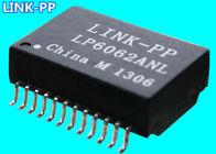 Best Gigabit POE Transformer LP6062ANL 1000Base-T Magnetic Single Port Application