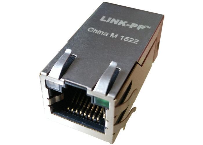 Magnetic RJ45 Jack 1840461-1 Gigabit Ethernet Connector Pinout 1 ...