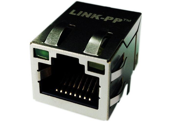 LPJ16183A107NL ▶ Ti TIDEP0002 Connector RJ-45 Jack W/Magnetic 10/100Mb AMDIX
