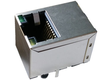 China V890-1AX1-A1 Vertical RJ45 Socket , LPJD0834BDNL 1x10/100/1000Mbps distributor