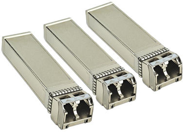 China FTLX3871DCC50,SFP+ Fiber Optic Transceiver Module Ethernet ,LC Duplex Pluggable factory