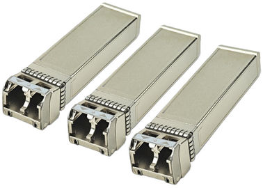 China FTLX3871DCC52 SFP+ Optical Transceiver Module Ethernet LC Duplex Pluggable factory