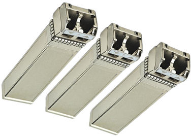 China FTLX3871DCC53 SFP+ Optical Module Ethernet LC Duplex Pluggable RoHS Compliant factory
