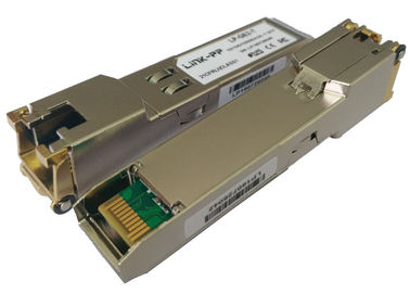 China FTEN2217P1CUN-BC-ND SFP Optical Module General Data Transfer RoHS Compliant distributor