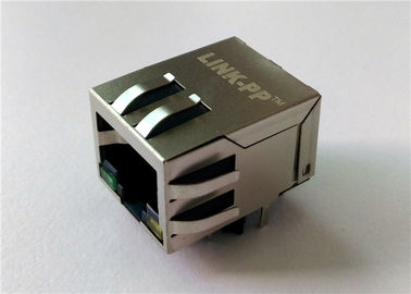 China LMJ1998824110DL1T39J RJ45 Jack LPJ0012GENL 10/100 BASE-T Ethernet distributor