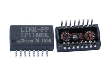 China 7490100111A | LP1188NL 10/100 Transformer 16pins Fast Ethernet Magnetics factory