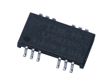China H0056NL , H0056NLT / LP0013NL Low Height 10/100 Transformer SMD Magnetic factory