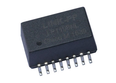 China PT61018AAPEL-S Single Port 10/100 BASE-T Ethernet Transformer Modules LP1198NL factory