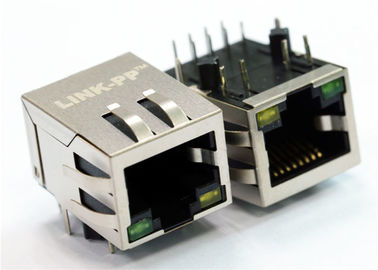 China ARJM11A1-811-JA-EW2 / ARJM11A3-811-JA-EW2 5G BASE-T RJ45 Modular Jack factory