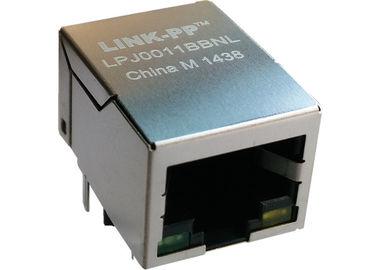 China LPJ0011BBNL , LINK-PP Rj45 10/100Base-T Connector Cat5 Female Jackon sales