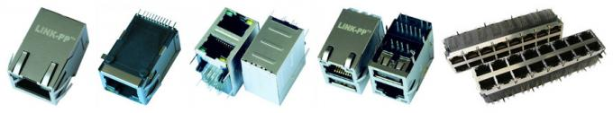 LAN Controllers  RJ45 With Integrated Magnetics Through Hole 7499021220