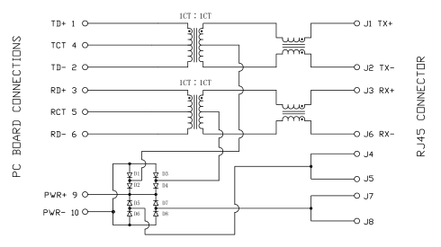 11A053-5722-00 POE RJ45 Connector LPJ0009GDNL Rectifier Bridge AC To on poe injector diagram, power over ethernet diagram, poe cable diagram, poe lighting, camera diagram, router connection diagram, poe cabling diagram, poe plug diagram, network switch connection diagram, poe power over ethernet color code, ethernet connector diagram, ip ptz wire diagram, poe power diagram, poe switch diagram, poe connector diagram,